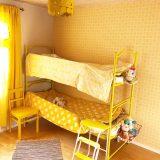 Elluyellow keltainen kerrossänky