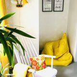 Uusi yhä aurinkoisempi työhuone ja sen tyylikkäät taulut: Arvonta yhteistyössä Kaikuletteringin kanssa